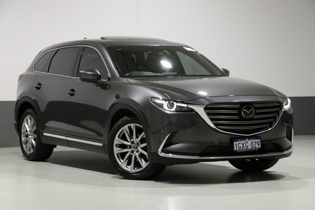 Used Mazda CX-9 MY16 Azami (FWD), 2016 Mazda CX-9 MY16 Azami (FWD) Grey 6 Speed Automatic Wagon