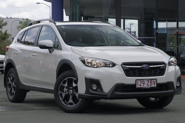 Demo Subaru XV G5X MY19 2.0i Premium Lineartronic AWD, 2019 Subaru XV G5X MY19 2.0i Premium Lineartronic AWD Crystal White 7 Speed Constant Variable Wagon
