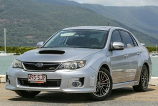 2012 Subaru Impreza G3 MY13 WRX AWD Grey 5 Speed Manual Sedan