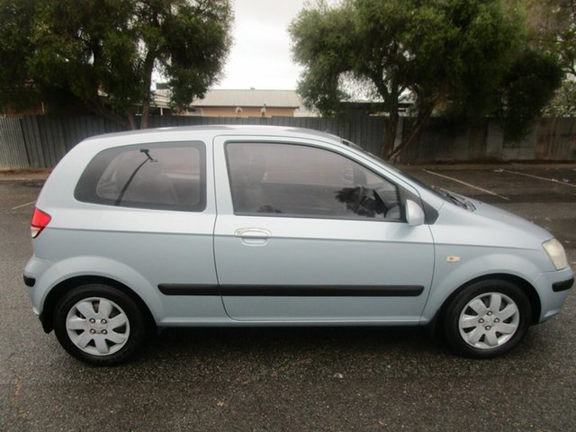 Used Hyundai Getz TB GL, 2005 Hyundai Getz TB GL 5 Speed Manual Hatchback