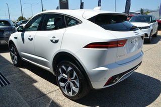 2019 Jaguar E-PACE X540 19MY D180 AWD R-Dynamic SE Fuji White 9 Speed Sports Automatic Wagon.
