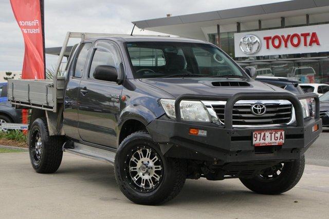 Used Toyota Hilux  , Hilux 4x4 SR 3.0L T Diesel Manual Extra Cab C/C
