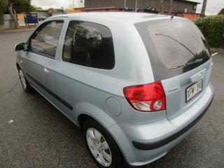 2005 Hyundai Getz TB GL 5 Speed Manual Hatchback