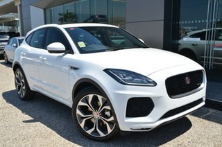 2019 Jaguar E-PACE X540 R-Dynamic SE Fuji White 9 Speed Automatic SUV.