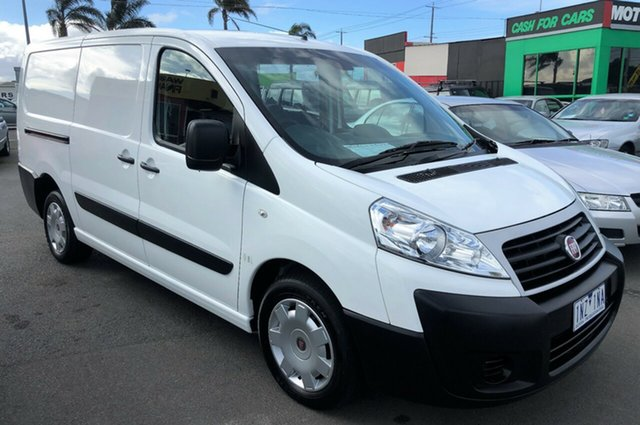 Used Fiat Scudo  , 2014 Fiat Scudo TURBO DIESEL LWB from $59 p/week White 6 Speed Manual Van