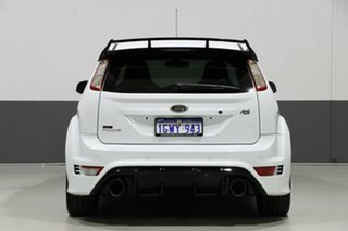 2010 Ford Focus LV RS White 6 Speed Manual Hatchback