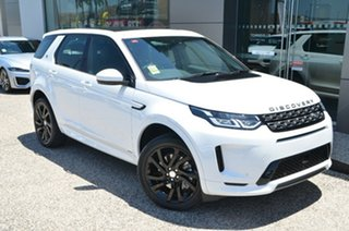 2020 Land Rover Discovery Sport R-DYNAMIC S Fuji White 9 Speed Automatic SUV.