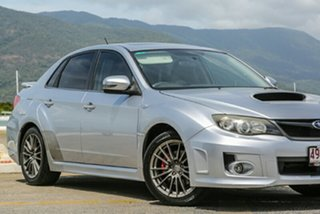 2012 Subaru Impreza G3 MY13 WRX AWD Grey 5 Speed Manual Sedan.