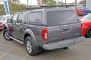 2014 Nissan Navara D40 S7 Titanium Grey 5 Speed Sports Automatic Utility.