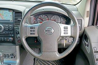 2014 Nissan Navara D40 S7 Titanium Grey 5 Speed Sports Automatic Utility