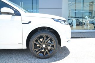 2020 Land Rover Discovery Sport R-DYNAMIC S Fuji White 9 Speed Automatic SUV