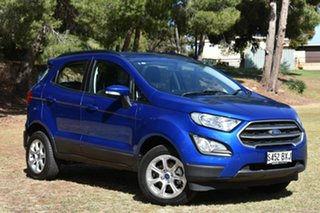 2018 Ford Ecosport BL 2018.75MY Trend Blue Lightning 6 Speed Automatic Wagon.