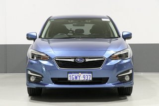 2017 Subaru Impreza MY17 2.0I-S (AWD) Blue Continuous Variable Hatchback.