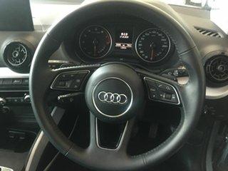 2018 Audi Q2 GA MY19 35 TFSI S Tronic design Silver 7 Speed Sports Automatic Dual Clutch Wagon