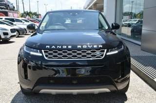 2019 Land Rover Range Rover Evoque D180 S Santorini Black 9 Speed Automatic SUV
