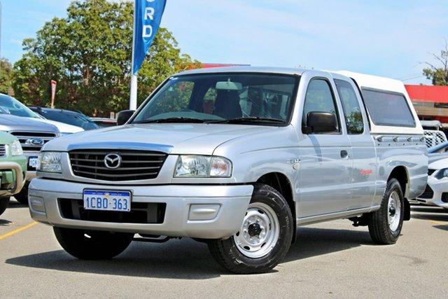 Used Mazda Bravo B2500 DX Freestyle 4x2, 2005 Mazda Bravo B2500 DX Freestyle 4x2 Silver 5 Speed Manual Utility