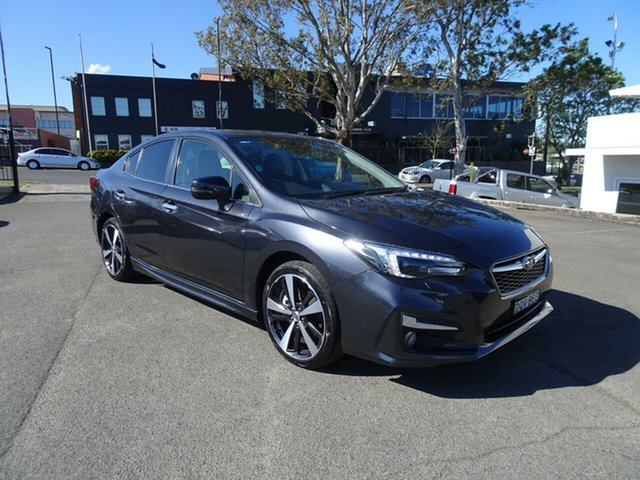 Used Subaru Impreza G5 MY17 2.0i-S CVT AWD, 2017 Subaru Impreza G5 MY17 2.0i-S CVT AWD Grey 7 Speed Constant Variable Sedan