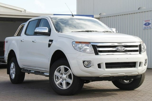 Used Ford Ranger PX XLT, 2015 Ford Ranger PX XLT White 6 Speed Sports Automatic Utility