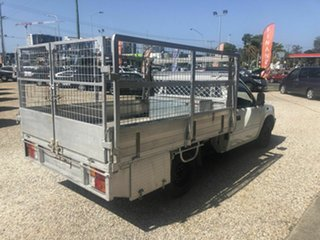 2001 Holden Rodeo Removeable cage DX White 5 Speed Manual Trayback.