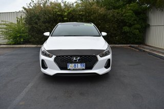 2017 Hyundai i30 GD5 Series II MY17 SR Polar White 6 Speed Sports Automatic Hatchback