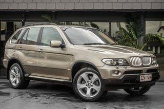 2005 BMW X5 E53 MY05 Steptronic Grey 6 Speed Sports Automatic Wagon.