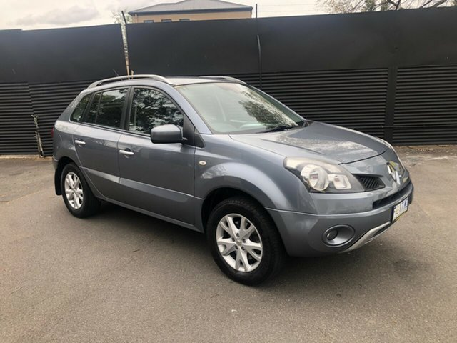 Used Renault Koleos H45 Dynamique, 2010 Renault Koleos H45 Dynamique Silver 6 Speed Manual Wagon