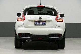 2015 Nissan Juke F15 Series 2 ST (FWD) White 6 Speed Manual Wagon