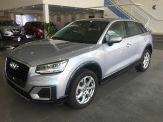 2018 Audi Q2 GA MY19 35 TFSI S Tronic design Silver 7 Speed Sports Automatic Dual Clutch Wagon.