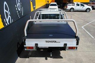 2015 Toyota Hilux KUN16R MY14 SR Double Cab 4x2 Glacier White 5 Speed Manual Utility