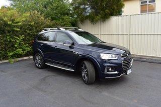 2016 Holden Captiva CG MY16 LTZ AWD Old Blue Eyes 6 Speed Sports Automatic Wagon.