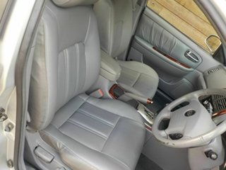2005 Kia Optima GD MY05 Silver 4 Speed Sports Automatic Sedan