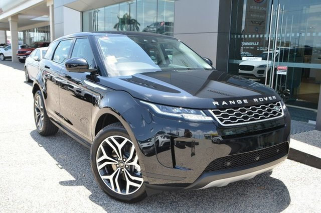 New Land Rover Range Rover Evoque  S, 2019 Land Rover Range Rover Evoque D180 S Santorini Black 9 Speed Automatic SUV
