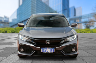 2019 Honda Civic 10th Gen MY19 RS Modern Steel 1 Speed Constant Variable Hatchback