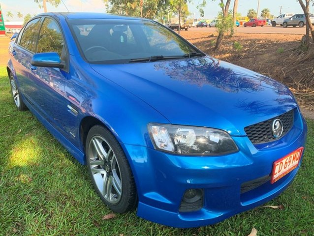 Used Holden Commodore VE II SS V, 2010 Holden Commodore VE II SS V Blue 6 Speed Manual Sedan
