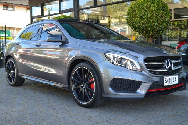 Used Mercedes-Benz GLA-Class X156 806MY GLA250 DCT 4MATIC, 2015 Mercedes-Benz GLA-Class X156 806MY GLA250 DCT 4MATIC Grey 7 Speed Sports Automatic Dual Clutch