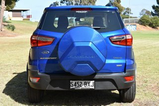 2018 Ford Ecosport BL 2018.75MY Trend Blue Lightning 6 Speed Automatic Wagon