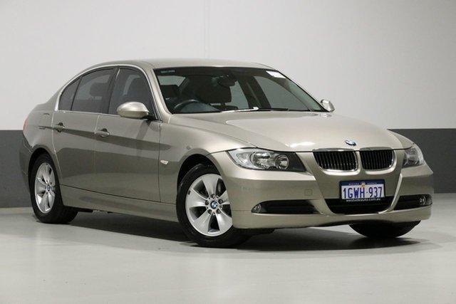 Used BMW 323i E90 07 Upgrade , 2008 BMW 323i E90 07 Upgrade Gold 6 Speed Manual Sedan