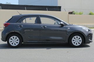 2018 Kia Rio YB MY18 S Grey 4 Speed Sports Automatic Hatchback.
