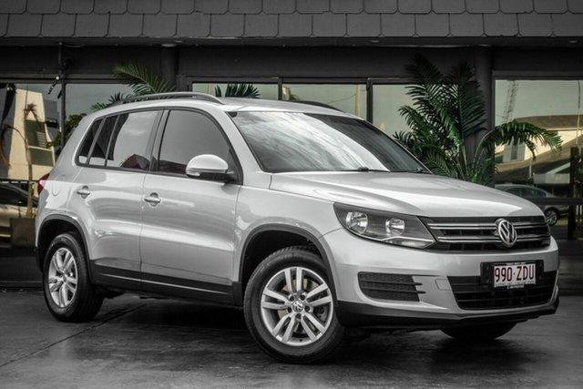 Used Volkswagen Tiguan 5N MY15 118TSI DSG 2WD, 2015 Volkswagen Tiguan 5N MY15 118TSI DSG 2WD Silver 6 Speed Sports Automatic Dual Clutch Wagon