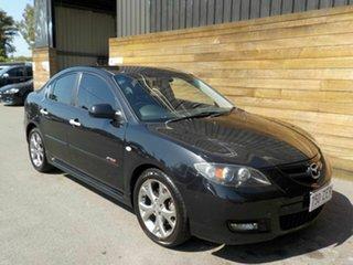 2007 Mazda 3 BK1032 SP23 Black 6 Speed Manual Sedan.