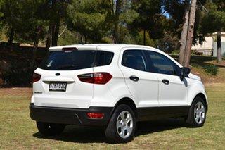 2018 Ford Ecosport BL Ambiente Diamond White 6 Speed Automatic Wagon.