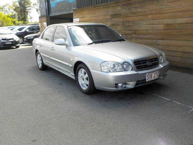 Used Kia Optima GD MY05 , 2005 Kia Optima GD MY05 Silver 4 Speed Sports Automatic Sedan