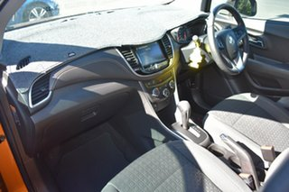 2017 Holden Trax TJ MY17 LS Burning Hot 6 Speed Automatic Wagon