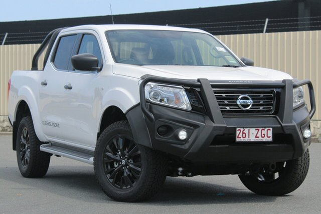 Demo Nissan Navara D23 S4 MY19 SL, 2019 Nissan Navara D23 S4 MY19 SL Polar White 7 Speed Sports Automatic Utility