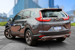 2019 Honda CR-V RW MY19 VTi FWD Modern Steel 1 Speed Constant Variable Wagon.