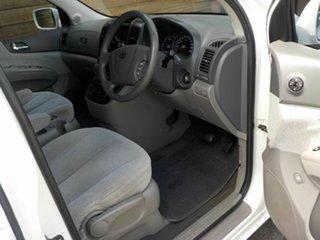2009 Kia Grand Carnival VQ EX White 5 Speed Automatic Wagon