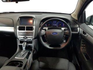 2013 Ford Falcon FG MkII XR6 Silver 6 Speed Sports Automatic Sedan.