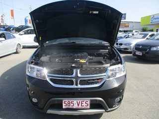 2014 Dodge Journey JC MY15 R/T Black 6 Speed Automatic Wagon