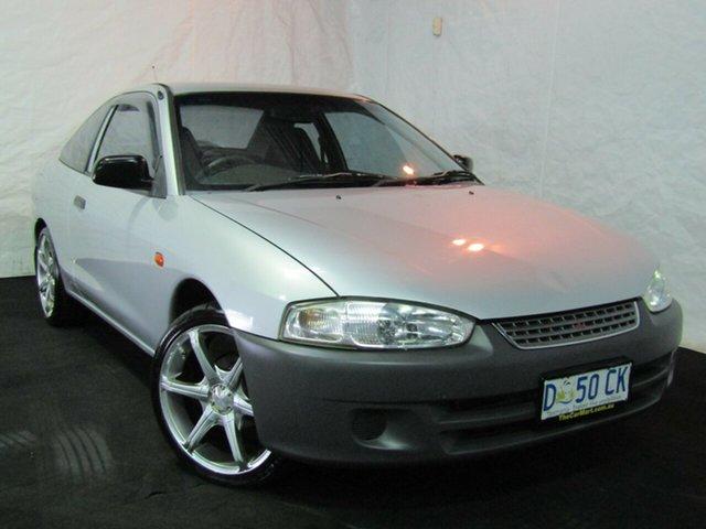 Used Mitsubishi Lancer CE2 MY02.5 GLi, 2002 Mitsubishi Lancer CE2 MY02.5 GLi Silver 5 Speed Manual Coupe