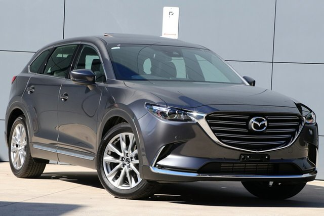 Used Mazda CX-9 TC GT SKYACTIV-Drive i-ACTIV AWD, 2018 Mazda CX-9 TC GT SKYACTIV-Drive i-ACTIV AWD Machine Grey 6 Speed Sports Automatic Wagon